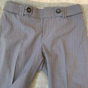 Banana Republic - pin stripped pants